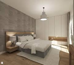 Best Interior For Small Bedroom New Sypialnia Styl Nowoczesny ZdjÄ™cie Od  4ma Projekt
