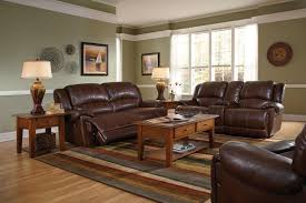 Living Room With Leather Sofa Living Room Paint Ideas With Brown Leather Furniture House Decor