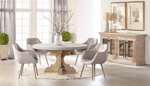 gray dining room table. CBM: 0.7070 Gray Dining Room Table S