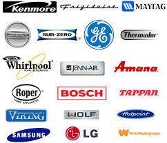 top appliance brands. Kitchen Appliances, Major Appliance Brands Philadelphia Repair Service: Astounding Top B