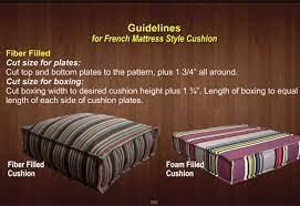 easy diy outdoor cushion covers diy