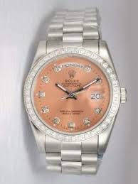 Date Cz Rolex Diamond With H Day Anti Dial Best Gold Fake Swiss