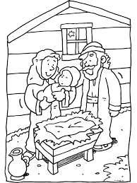 Christelijke Kerst Kleurplaten Rzv61 Agneswamu