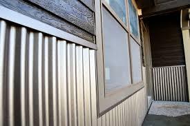 corrugated vintage metal jpg this corrugated wainscot