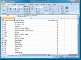 Basic Inventory Control Online Standard And Custom Reports Basic