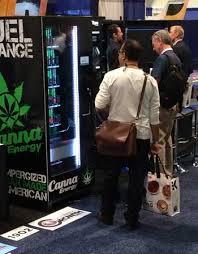 Avt Coffee Vending Machine Amazing HempBased Energy Drink Maker Leverages AVT Vending Machines