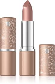 <b>Помада для губ</b> с эффектом металлик Bell <b>Metal Lipstick</b>, тон №02