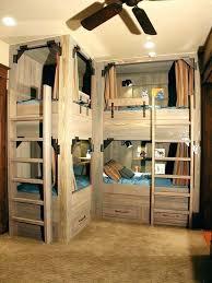 building bunk beds in a closet built in bunk beds built in bed ideas bunk build