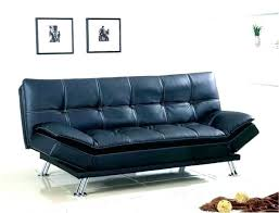 black leather futon sofa full size of cover white faux bed couch unique or best
