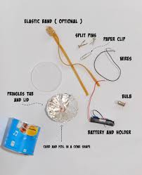 How To Make A Simple Light Diy Torch Light Simple Circuit Science Sparks