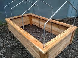 cedar garden box. GB Raised Garden Bed System Cedar Box