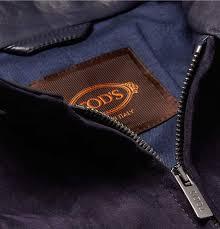 coats jackets uk mens tod s dark purple iconic suede er jacket men