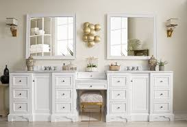 That is why we created this site. Hot New Trend For 2018 Bathroom Vanities With Built In Makeup Tables