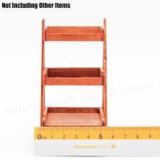 Us 921 10 Offodoria 112 Miniatur 3 Reifen Holz Leiter Regal Mit Schublade Puppenhaus Möbel Zubehör In Möbel Spielzeug Aus Spielzeug Und Hobbys