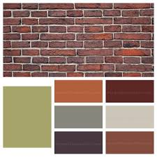 Small Picture Best 25 Brown brick houses ideas on Pinterest Brown brick