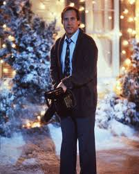 Clark Griswold Hanging Lights Man Mistakes Decoration And Runs To The Rescue