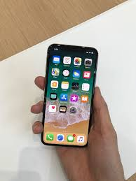 iphone 1000. the iphone x from front iphone 1000 p