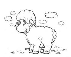 Small Picture 22 best Sheep Coloring Pages images on Pinterest Colouring pages