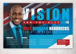 Campaign Brochure How To Make Campaign Flyers Political Brochure Political