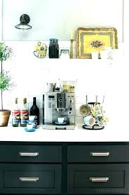 office coffee cabinets. Coffee Station Cabinet Kitchen Modern Furniture Office Cabinets