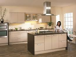 Kitchen Cabinet Decoration Awesome Beige Kitchen Cabinet Decoration Latest Kitchen Ideas