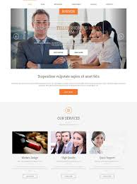 Business Website Templates Enchanting Business Management Website Template Business Website Templates