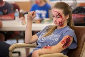 special effects makeup how to