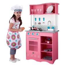 kenmore kids kitchen. my first kenmore wooden kitchen set - faucet handles are both blue kmart exclusive 1 kids