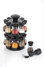 Kavya Kitchenware Plastic Kitchen Spice Jar Set Packaging Type Box