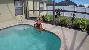 How To Change Light Bulb In Swimming Pool How To Change A Light Bulb Swimming Pool Edition