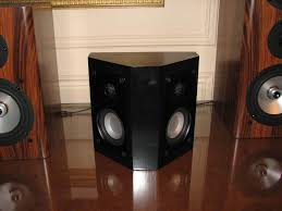 rbh sound mc 44c surround speaker audioholics
