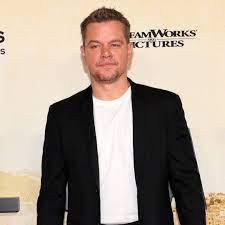 Matt Damon Admits He Very Recently ...