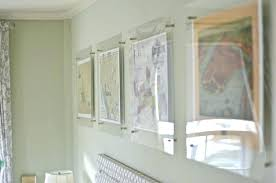 acrylic wall frame budget floating inside glass frames x 85 11 double home improvement license nj
