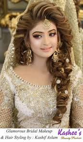 Latest Trending Bridal Hair Styles Of 2017 Pakifashionpakifashion