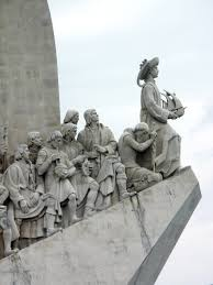 henry the navigator in the age of exploration writework monument to the portuguese maritime discoveries detail lisbon