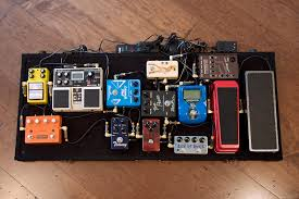 pedal board tips on building pedals