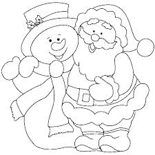 Kerst Kleurplaat Kerstmis Peuters Footpupillife