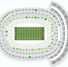 Detailed Seating Chart For Lambeau Field Awesome Lambeau Field Seating Chart With Rows Seat Number