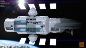 Ftl Ship Designs This Is The Amazing Design For Nasas Star Trek Style Space