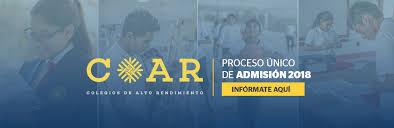 Colegio de Alto Rendimiento - COAR   UGEL Jaén