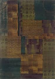 sphinx by oriental weavers area rugs kharma ii 703x4 blue