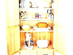 free standing kitchen shelves storage cabinets standalone kitch