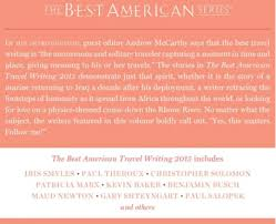best american essays  best american travel writing 2015 edited by andrew mccarthy and jason wilson