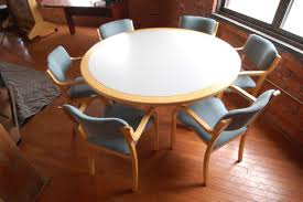 round table set wood classroom and chairs office enlarge best chair for sciatica fabric dining