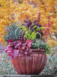Fall Container Garden RecipesBhg Container Garden Plans