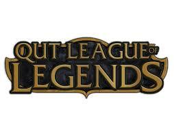 QUT League of Legends Logo ::