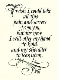 Quotes For Sympathy