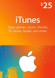 itunes usa gift card 25 est in maldives call 7774392 ibay
