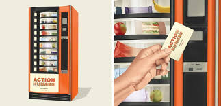 Fundraising Vending Machines Extraordinary The World's First Vending Machine For The Homeless Is 48% Free