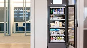 Amazon Vending Machine Extraordinary Vendingmicro Market Veteran Ready To Take On Amazon Go Retail